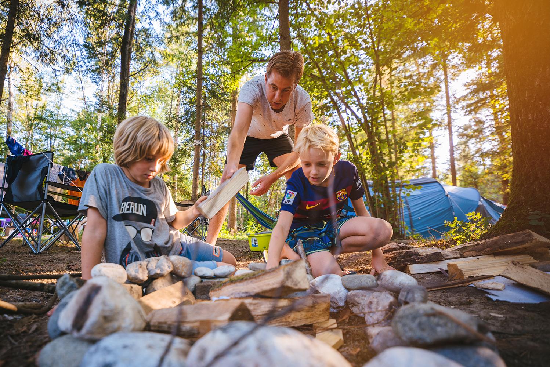 Kamp Menina Slovenia